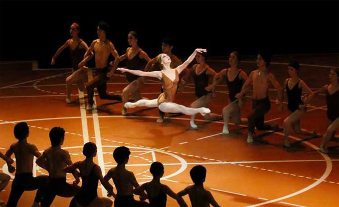 Le Béjart Ballet Lausanne & le Tokyo Ballet dansent la IXe Symphonie de Beethoven, le 3, 4 et 5 juillet 2015 à Monte-Carlo