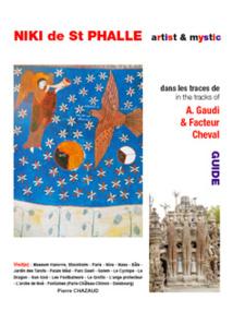 Niki de St Phalle, artist & mystic, par Pierre Chazaud, édition MandalaToulaud