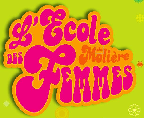 """""""L'Ecole des Femmes"""" de Molière au Collège de la Salle, Festival Avignon Off du 4 au 26 juillet 2015"""