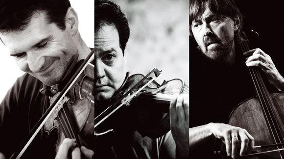 Svetlin Roussev, Christian Altenburger, Ivan Monighetti © Josep Molina