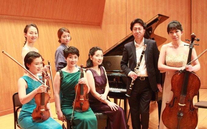 Ensemble Sori, de Séoul © DR