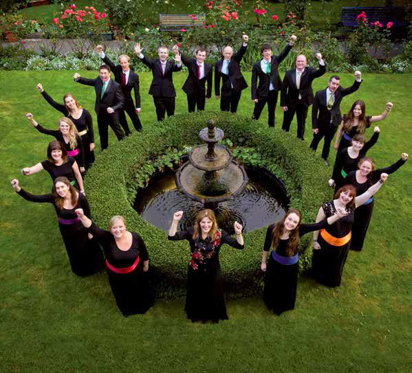 Ensemble New Dublin Voices © DR