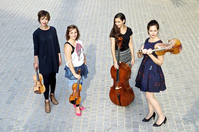 Festival international de quatuors du Luberon : Ludwig, Béla, Joseph et les autres. Du 13 au 30 août 2015. Par Jacqueline Aimar