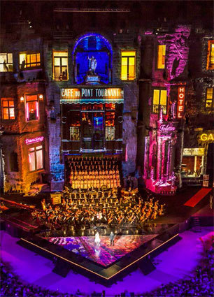 Musique en Fête le 19 juin 2015 en direct du Théâtre antique d'Orange