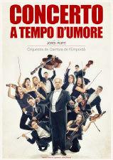 Festival d'Avignon Off 2015 : Concerto a tempo d'umore par Orquestra de cambra de l'Empordà + Jordi Purtí, du 4 au 26 juillet, Collège de la Salle, Gymnase, 21h