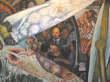 Lénine vu par Rivera