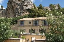 Restaurant - Les Baux de Provence : L'Ousteau de Baumanière