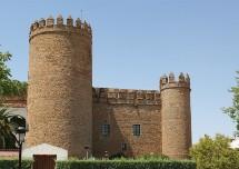 Zafra palais du duc de Deria