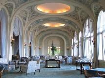 Evian royal hôtel salle à manger