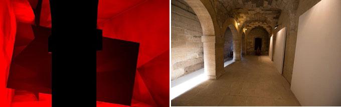 La Chartreuse, Vers une architecture de lumière, Villeneuve lez Avignon, du 16 octobre au 8 novembre 2015