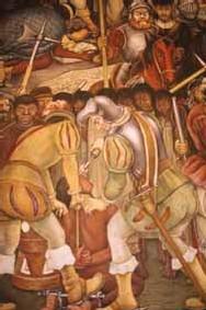Mexique tortures espagnoles