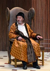 Le Malade Imaginaire de Molière, Théâtre du Gymnase, Marseille, du 13 au 16 Octobre 2015