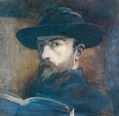 Odilon Redon, auto-portrai