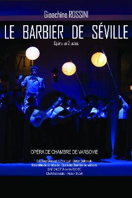 Opéra, Vals-les-Bains : Le Barbier de Sévile, opéra de Rossini. 9 avril, 20h45