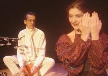 Avignon, théâtre : Amanoé ou la quête du soleil. Théâtre du Chien qui Fume. 2 & 3 avril, 15h