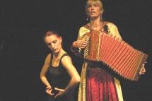 Le Creusot, Creuset des arts. Femmes troubadours, danse. 4 avril