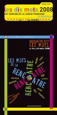 Rhône Alpes, fête de la langue française : XIIIe Semaine de la langue française