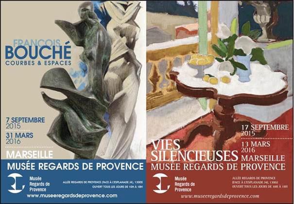 Vies Silencieuses, exposition au Musée Regards de Provence, à Marseille du 17 septembre 2015 au 13 mars 2016