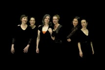 Bourg-en-Bresse, concert. Exercices de Style, par l'Ensemble de Six Voix Soliste. 13 mars.