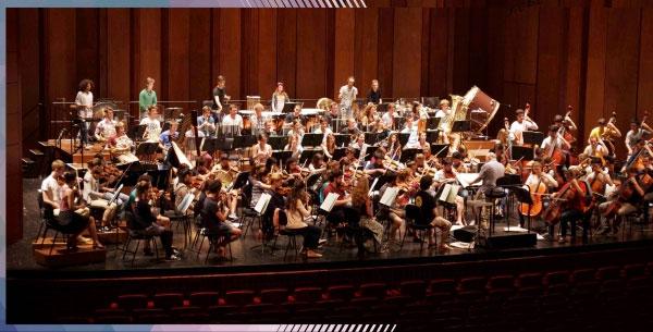 l'Orchestre Français des Jeunes le 18 décembre 2015 à La Philharmonie de Paris !