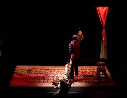 """Les Cavaliers, adaptation du roman """"Les Cavaliers"""" de Joseph Kessel, théâtre de Tournon, le 22 janvier 2016"""