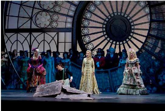 Les Contes d'hoffmann d'Offenbach, Théâtre du Capitole © Patrice Nin
