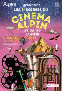 Les soirées du cinéma alpin à Chambéry - 27, 28 et 29 janvier 2016