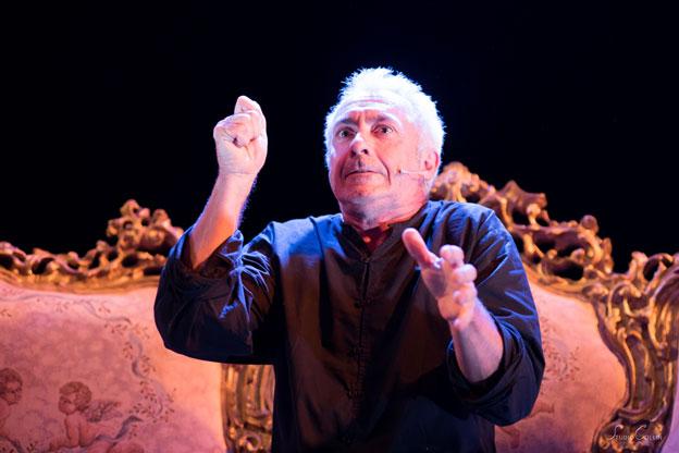Les monologues du Brocciu, de et avec Daniel Delorme, théâtre du Chêne Noir, Avignon, 30 et 31 janvier 2016