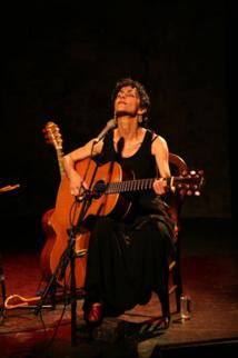 Concert de Angélique Ionatos à l'Église Saint-Vincent de Nyons, le 5 février à 20h30