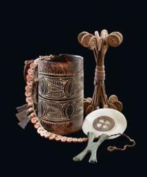 Monnaies - Objets d'échange dans les collections Barbier-Mueller, Genève, du 11 février au 30 octobre 2016