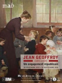 Exposition Jean Geoffroy, Musée Anne-de-Beaujeu, Moulins, Allier, jusqu'au 18 septembre 2016