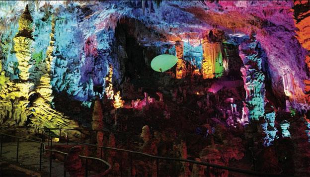 2 & 3 avril 2016 Journées Nationales des Grottes Touristiques