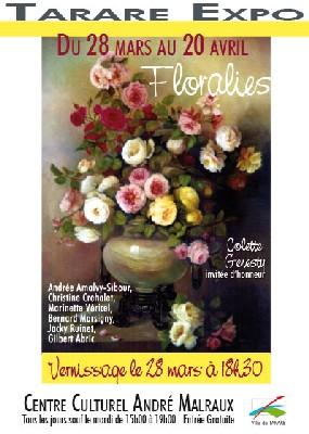 Floralies de Tarare