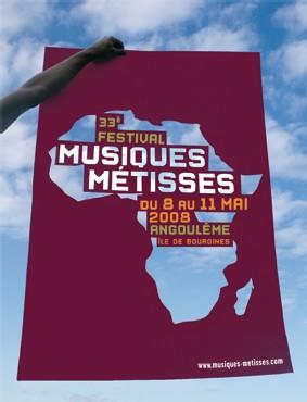Musiques métisses Angoulème