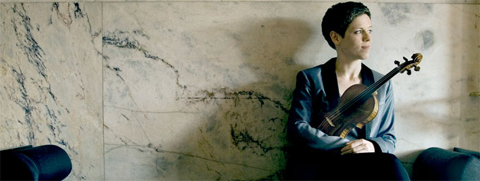 Isabelle Faust dirige le Mahler Chamber Orchestra, le 30 mars