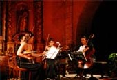 Quatuor en Pays de Faïence
