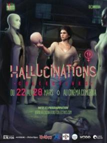 ZoneBis présente la 9e édition du festival Hallucinations Collectives, qui se déroulera du 22 au 28 mars 2016 au cinéma Comoedia, à Lyon