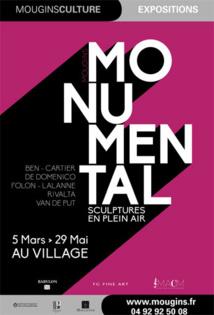 Des hommes et des bêtes, exposition monumentale à Mougins, du 5 mars au 29 mai 2016