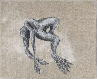 Muriel Poli, The Falling Man, Galerie Polysémie, Marseille, du 5 Mars au 2 Avril 2016