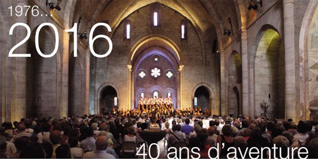 A vos voix, prêts… chantez ! Stages de chant à l'abbaye de Sylvanès
