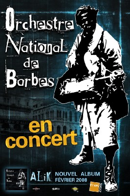 Orchestre national de Barbès
