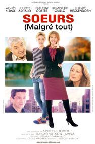 Sœurs malgré tout, d'Armelle Jover, Ciné-Théâtre de Tournon, le 5 avril 2016 à 20h30