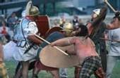 Combat romain