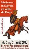 Festival médiéval de la vallée de Dropt