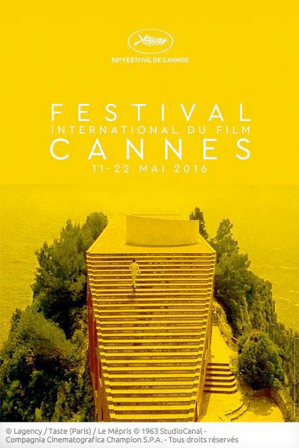 Festival de Cannes : Le Cinéma de la Plage du 11 au 22 mai 2016
