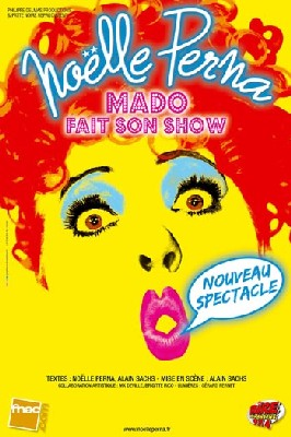 Noëlle Perna - Mado fait son show affiche