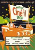 Au fil du fleuve Rhône : Festival Cinéfil 2008 ! Concerts donnés sur une péniche qui vogue de port en port