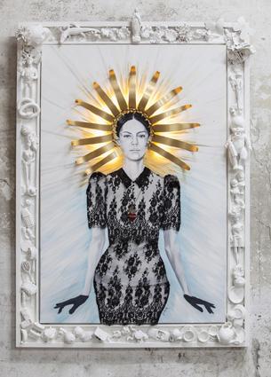 Exposition Aux femmes etc ! de Johanne Cinier, à Sète du 16 au 20 juin 2016