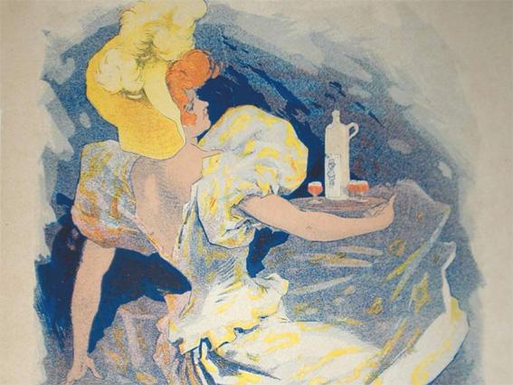 Une histoire des cafés à Grasse dans les année 1900 au Musée d'Art et d'Histoire de Provence, du 2 juillet au 6 novembre 2016