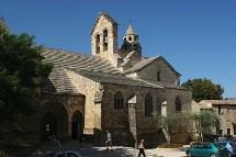 L'église de Valréas